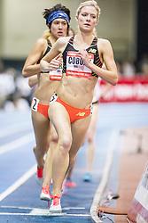 New Balance Indoor Grand Prix Track, womens 2000  meters, Emma Coburn