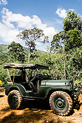 Jeep transport