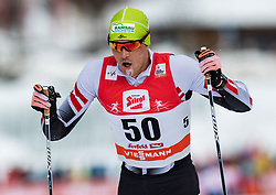 28.01.2018, Seefeld, AUT, FIS Weltcup Langlauf, Seefeld, FIS Weltcup Langlauf, 15 km Sprint, Herren, im Bild Max Hauke (AUT) // Max Hauke of Austria during men's 15 km sprint of the FIS cross country world cup in Seefeld, Austria on 2018/01/28. EXPA Pictures © 2018, PhotoCredit: EXPA/ Stefan Adelsberger