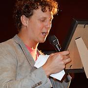 NLD/Amsterdam/20120610 -Uitreiking Johan Kaartprijs 2012, Jochem Meijer