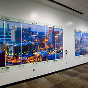 Proof-Of-Product at Kansas City Convention Center, downtown Kansas City, Missouri. I have a few large printings on display throughout the complex.