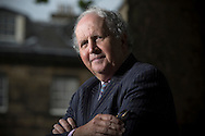 Legendary, best-selling Scottish crime writer Alexander McCall Smith, pictured at the Edinburgh International Book Festival where he talked about his career. The three-week event is the world's biggest literary festival and is held during the annual Edinburgh Festival. The 2013 event featured talks and presentations by more than 500 authors from around the world and was the 30th edition of the festival.