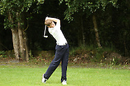 Joseph O'Farrell (Galway) pictured during the Munster U16 Championship, Clonmel Golf Club, Clonmel, Co. Tipperary 13th July 2015<br /> Picture: Golffile | www.golffile.ie