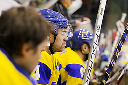 25.04.2010, Eishalle, IJssportcentrum, Tilburg, NED, IIHF Division I WM, Gruppe A, Österreich vs Ukraine im Bild Te Ukranian bench watches play, EXPA Pictures © 2010, PhotoCredit/ EXPA/ Fintan Planting / SPORTIDA PHOTO AGENCY