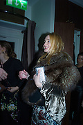 MARIA VON THURN UND TAXIS, Nicky Haslam hosts dinner at  Gigi's for Leslie Caron. 22 Woodstock St. London. W1C 2AR. 25 March 2015