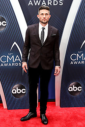 52nd Annual Country Music Association Awards hosted by Carrie Underwood and Brad Paisley and held at the Bridgestone Arena on November 14, 2018, in Nashville, TN. © Curtis Hilbun / AFF-USA.com. 14 Nov 2018 Pictured: Michael Ray. Photo credit: Curtis Hilbun / AFF-USA.com / MEGA TheMegaAgency.com +1 888 505 6342