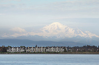 Mount Baker, and Semiahmoo Resort. Semiahmoo Bay Blaine, Washington