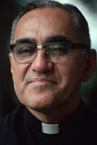 1979, San Salvador, El Salvador --- A 1979 portrait of Archbishop Oscar Romero of El Salvador, an outspoken proponent of human rights. Romero was assassinated March 24, 1980 as he said Mass at a hospital chapel. --- Image by © Leif Skoogfors/CORBIS