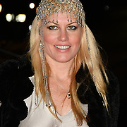 Meredith Ostrom arrivers at DKMS is the world's largest international donor centre. So far they have helped to register over 8 million potential donors and facilitated over 70,000 blood stem cell transplants worldwide Big Love London Gala at The Round House on 7 November 2018, London, UK