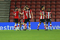 Football - 2019 / 2020 Emirates FA Cup - Third Round: Southampton vs. Huddersfield Town<br /> <br /> Southampton's Jake Vokins celebrates scoring during the FA Cup tie at St Mary's Stadium Southampton<br /> <br /> COLORSPORT/SHAUN BOGGUST
