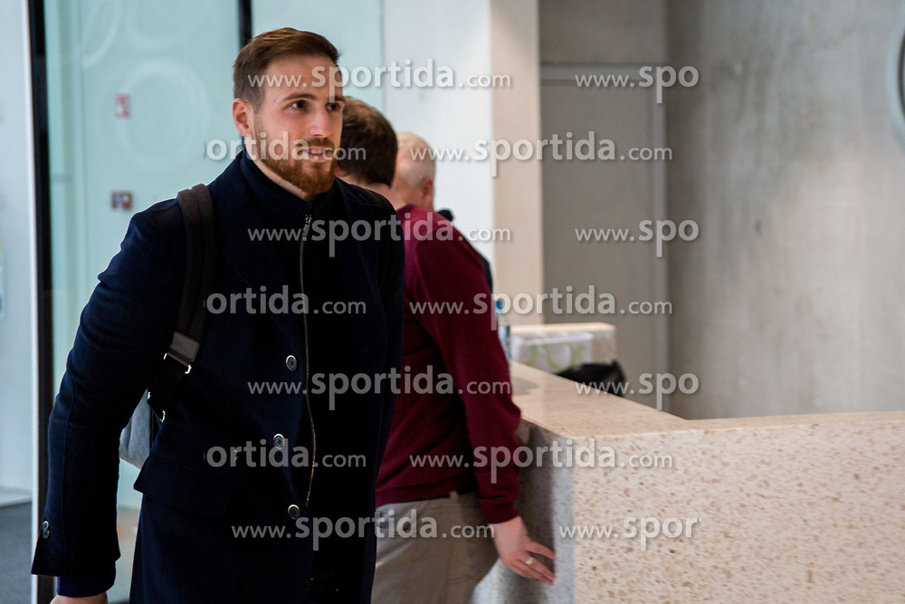 Jan Oblak during Training of Slovenian National Football team before friendly matches with Austria and Belarus, on March 19, 2018 in Football National Centre, Brdo pri Kranju, Kranj, Slovenia. Photo by Ziga Zupan / Sportida
