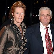 NLD/Hilversum/20061201 - Opening Nederlands Instituut voor Beeld en Geluid, Theo Reitsma en