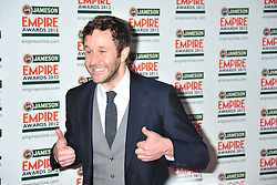 © Licensed to London News Pictures. 25/03/2012. London, England. Chris O'Dowd attends the  Jameson Empire Awards held at the Grosvenor Hotel London  Photo credit : ALAN ROXBOROUGH/LNP