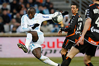 FOOTBALL - FRENCH CHAMPIONSHIP 2009/2010 - L1 - OLYMPIQUE MARSEILLE v FC LORIENT - 7/03/2010 - PHOTO PHILIPPE LAURENSON / DPPI - SOULEYMANE DIAWARA (OM)