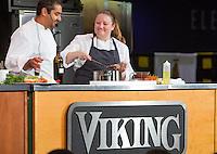 Viking Cooking Demo, Seattle WA