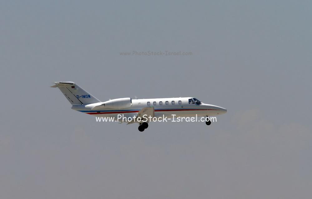 D-IMGW Air Hamburg Cessna Citation CJ2+ at Malpensa (MXP / LIMC), Milan, Italy