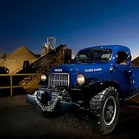 1940 Ford Power Wagon