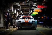 June 8-14, 2015: 24 hours of Le Mans - #95 ASTON MARTIN RACING, ASTON MARTIN VANTAGE V8, Marco SøRENSEN, DNNicki THIIM, Christoffer NYGAARD