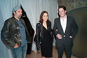 KEITH TYSON; MARY-LOUISE STOFFEL  ; BLAISE PATRICK An evening at Sanderson to celebrate 10 years of Sanderson, in aid of Clic Sargent. Sanderson Hotel. 50 Berners St. London. W1. 27 April 2010 *** Local Caption *** -DO NOT ARCHIVE-© Copyright Photograph by Dafydd Jones. 248 Clapham Rd. London SW9 0PZ. Tel 0207 820 0771. www.dafjones.com.<br /> KEITH TYSON; MARY-LOUISE STOFFEL  ; BLAISE PATRICK An evening at Sanderson to celebrate 10 years of Sanderson, in aid of Clic Sargent. Sanderson Hotel. 50 Berners St. London. W1. 27 April 2010