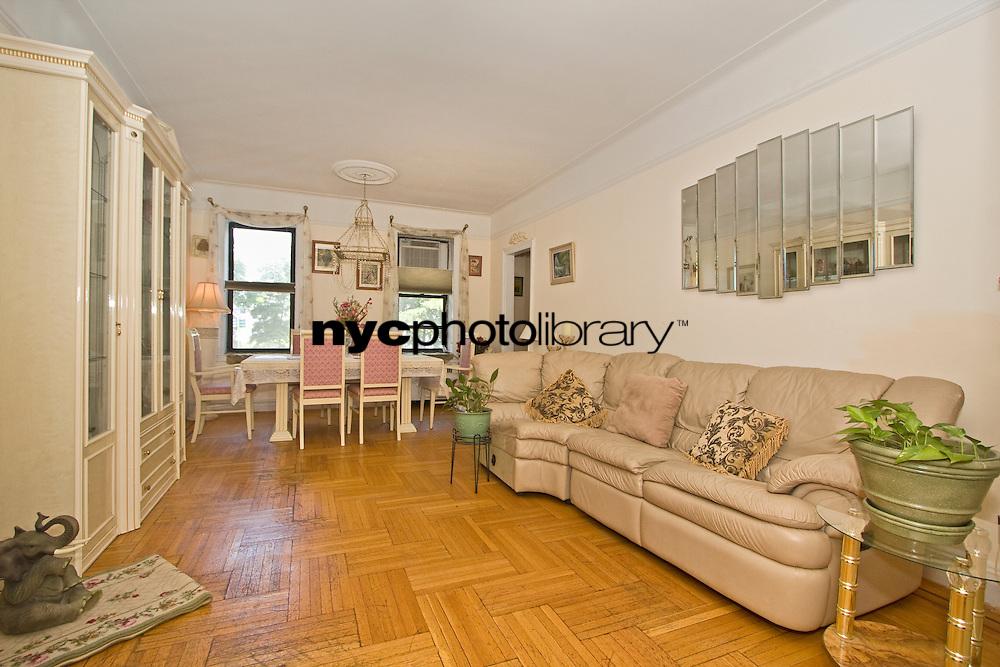 Living Room at 9701 Shore Road