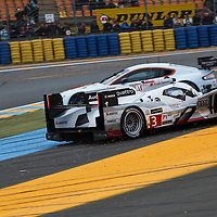 #3 Audi R18 e-tron quattro, Audi Sport Team Joest (drivers: Di Grassi/Gene/Jarvis) LM P1, at Le Mans 24H 2013