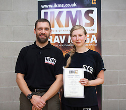 Instructors from the Institute Of Krav Maga Scotland.<br /> ©Michael Schofield.