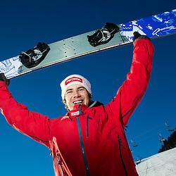 20150113: SLO, Snowboarding - Training of Team Slovenia at Rogla