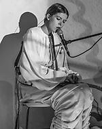 Icelandic singer-songwriter Jófríður Ákadóttir aka JFDR with a secret gig at Iceland Airwaves