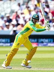 Usman Khawaja of Australia - Mandatory by-line: Robbie Stephenson/JMP - 29/06/2019 - CRICKET - Lords - London, England - New Zealand v Australia - ICC Cricket World Cup 2019 - Group Stage