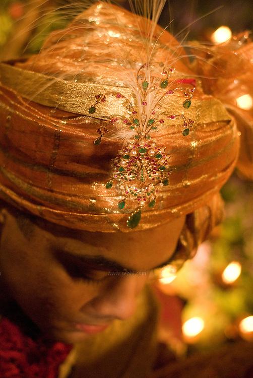 A muslim wedding in New Delhi, India 2008