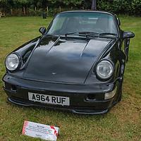 Porsche RUF 3.8 BTR on 20/07/2019, at Rennsport Collective, Donington Hall, Leicestershire, UK,