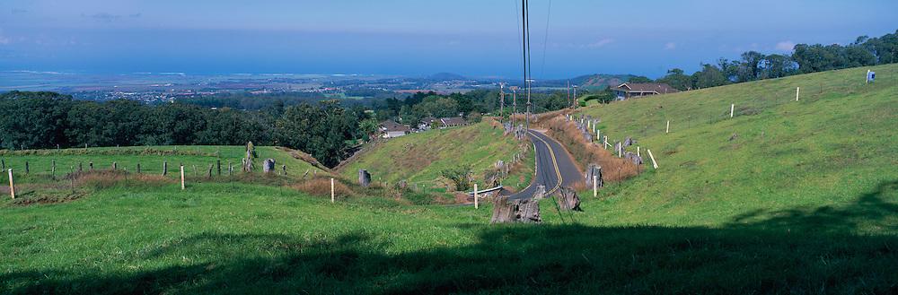 Olinda, Upcountry Maui, Hawaii<br />