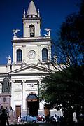 Historic cathedral church of Nossa Senhora da Conceição, Campinas, Sao Paulo state, Brazil, South America 1962