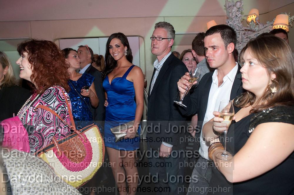 KATIE GREEN; LEMBIT; OPIK, Durex - 80th birthday party. Sketch, 9 Conduit Street, London W1, 20 OCTOBER 2009