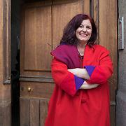Piccolo Teatro Grassi, Milano, Italia, 9 Aprile 2021. Donatella Massimilla, regista e Direttrice artistica di CETEC Dentro/Fuori San Vittore.