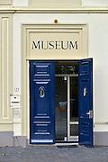 Nederland, Wageningen, 13-3-2013Museum de Casteelse poort is een klein, lokaal gemeentelijk museum wat het cultureel erfgoed van de plaats wageningen bewaart. ook liggen hier items die gebruikt werden tijdens de capitulatie van de duitsers in hotel de wereld.Foto: Flip Franssen/Hollandse Hoogte