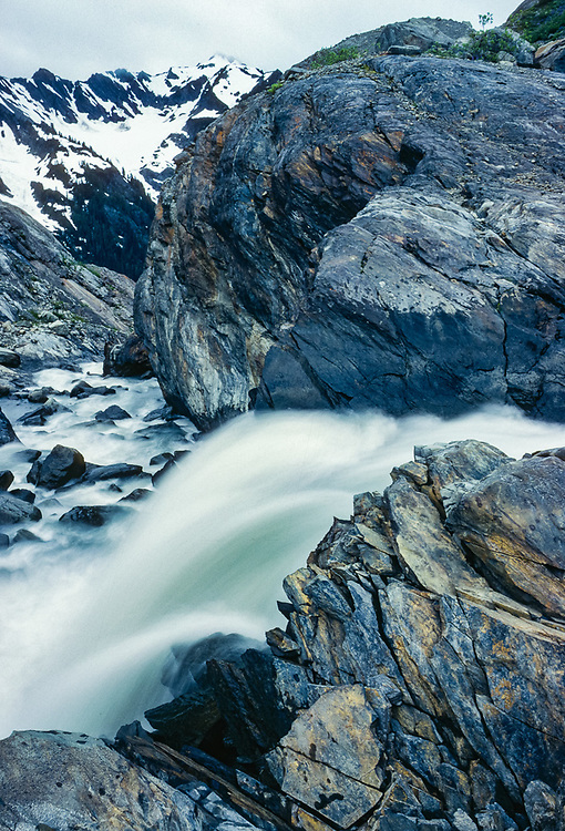 Quinault River headwaters, Olympic National Park, Washington, USA