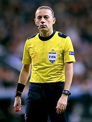 Referee Cuneyt Cakir