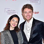Roman Kemp attend the British Takeaway Awards 2020 on 27th January 2020, Savoy Hotel, Strand, London, UK.
