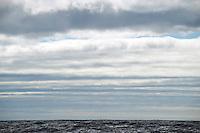 Earth radius, horizon, Pico, Azores, Portugal