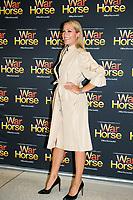 Erika Heynatz at the opening night of War Horse, at the Lyric Theatre, Star City on February 18, 2020 in Sydney, Australia