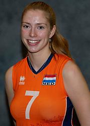 24-12-2019 NED: Photoshoot selection of Orange Youth Girls, Arnhem<br /> Orange Youth Girls 2019 - 2020 / Sanne Wagener #7