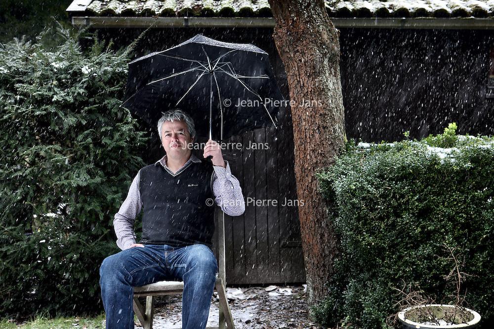 Nederland, Haarlem , 14 februari 2013..René Herremans werkt als senior manager Employer Branding HR Expertise bij Ahold Europe en werkt voor merken als Albert Heijn, Gall & Gall en Etos. Daarnaast is René zelfstandig adviseur op het gebied van merkrelaties met klanten en medewerkers..Foto:Jean-Pierre Jans