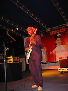 Nile Rodgers.Smock Magazine Launch Party.South Street Seaport.New York, NY.June 26, 2001.Photo By CelebrityVibe.com..