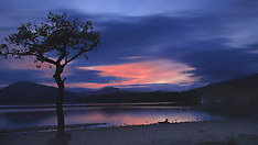 Milarrochy Bay during sunset | Loch Lomond | 14 May 2017
