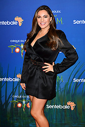 Kelly Brook attending the premiere of Cirque du Soleil's Totem, in support of the Sentebale charity, held at the Royal Albert Hall, London.