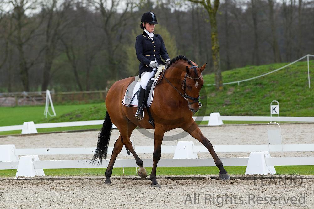 Jessica Nijpjes - Amazing<br /> Wildcard dag WK Jonge Dressuurpaarden 2011<br /> © DigiShots