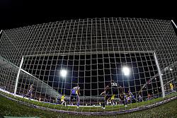 Goal at 2nd Round of Europe League football match between NK Maribor (Slovenia) and Birmingham City (England), on September 29, 2011, in Maribor, Slovenia.  (Photo by Urban Urbanc / Sportida)