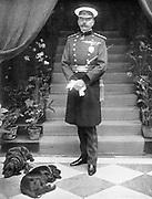 Horatio Herbert Kitchener (1850-1911) Irish-born British soldier and statesman. Lost when 'HMS Hampshire' mined off Orkney 6 June 1916.