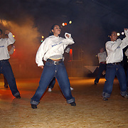 Huizer Sportgala 2004, optreden Dance Control  dansgroep Modance